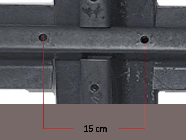 Cross Base Frame (Large)